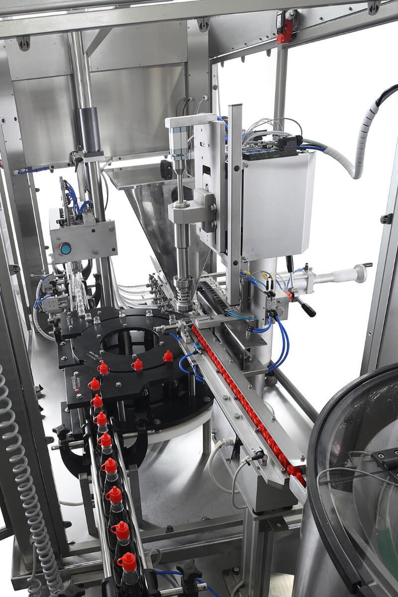 Rejves Machinery monoblocco lineare 02