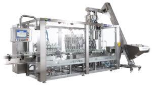 Rejves Machinery monoblocco rotativo