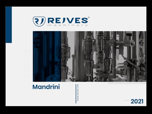 brochure mandrini Rejves Machinery